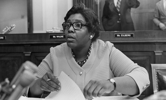 Barbara Jordan : Barbara Jordan - Biography and Facts