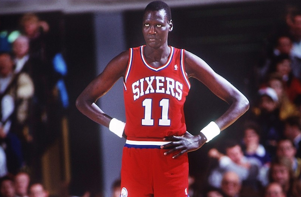 Manute Bol - Biography and Facts ec9aba496