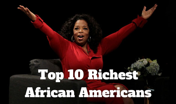 Richest African Americans